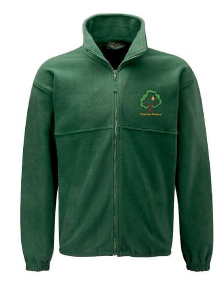Peartree Primary Bottle Fleece